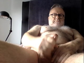 handjob bear masturbation