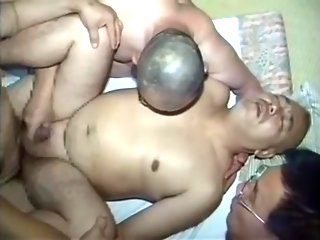 gay asian group sex
