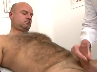 masturbation amateur gay doctor
