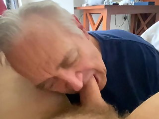daddy amateur hunk